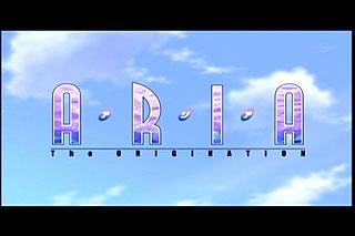 ARIA The ORIGINATION